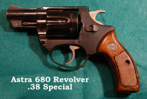 The Ad Astra 680 .38 Special