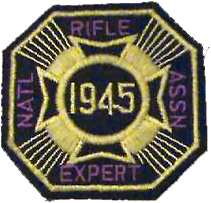NRA patch from 1945