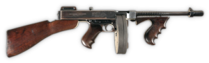 Colt 1921 Full Automatic Thompson Submachine Gun
