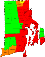Rhode Island Second Amendment Sanctuary Towns