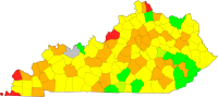 Kentucky Second Amendment Sanctuary Counties