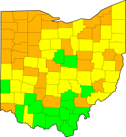 Ohio Second Amendment Sanctuary Counties and Cities