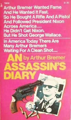 An Assassin's Diary book